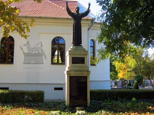 Alsóvárosi temető - Szeged - Ferences sírkert - 1200x900 pixel - 178274 byte