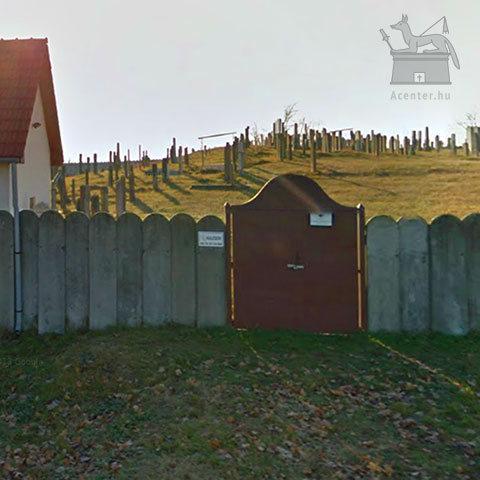 Újfehértó - 4244 Újfehértó, Kossuth Lajos utca - Zsidó temető - 480x480 pixel - 45532 byte