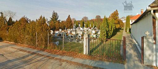 Biai katolikus temető - cím: 2051 Biatorbágy, Bajcsy-Zsilinszky utca (hrsz: 923) - 1024x449 pixel - 146237 byte