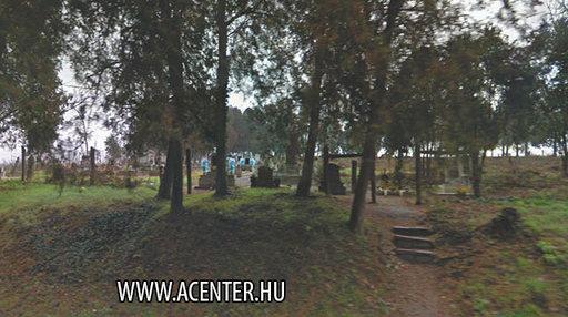 Nagyhörcsöki temető - Sárbogárd-Nagyhörcsök - 640x357 pixel - 90688 byte