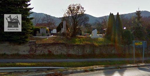 Solymári temető, cím: 2083 Solymár, Vasút utca - 740x376 pixel - 76890 byte