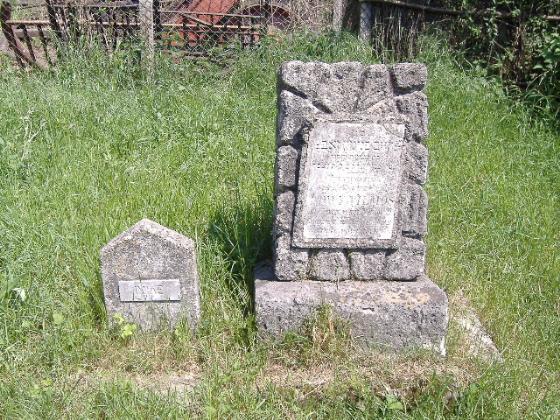 Izraelita temető