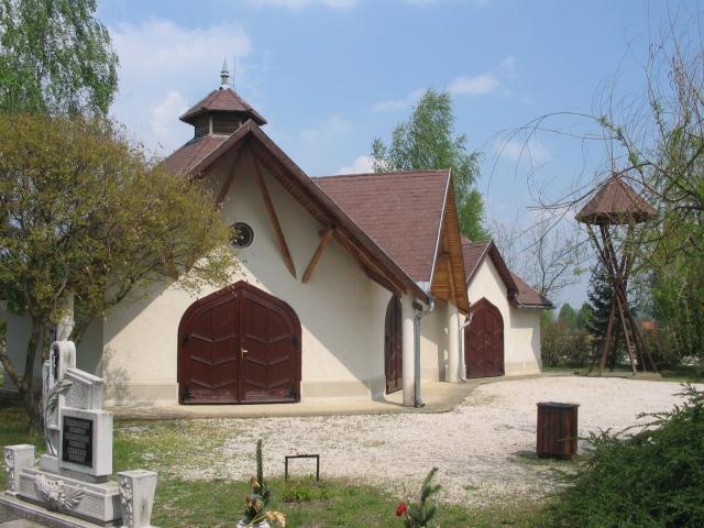 sződligeti temető