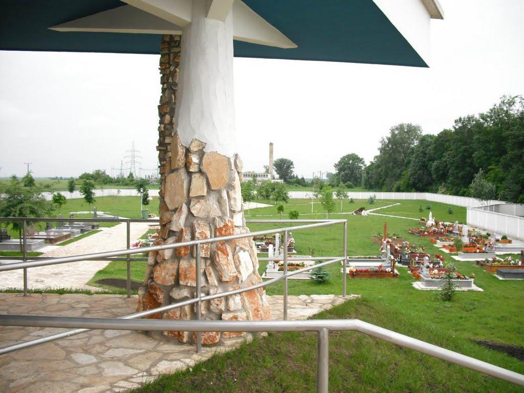 Az ebesi temető