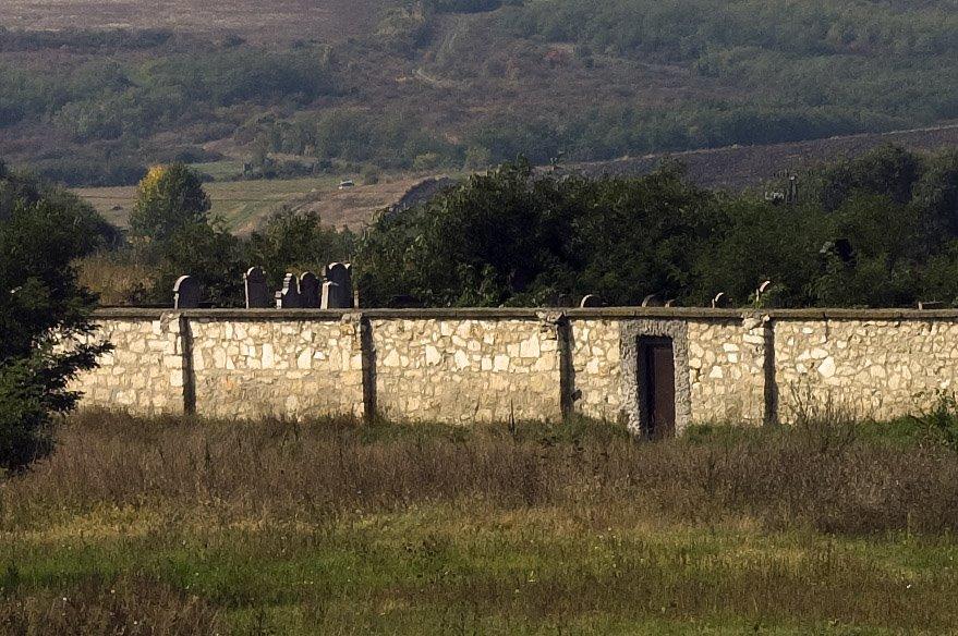 Verpelét, a zsidó temető
