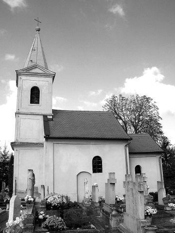 Zalabesenyő Szent Katalin-temploma