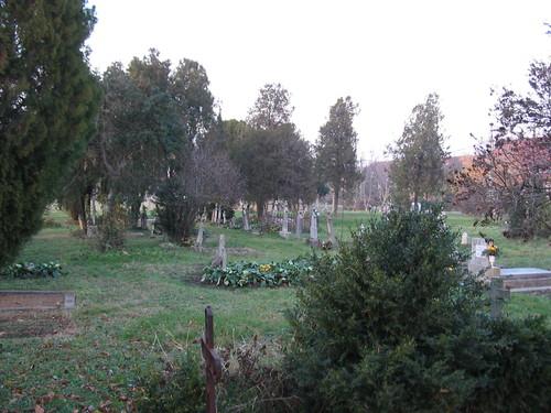 A Málomi temető