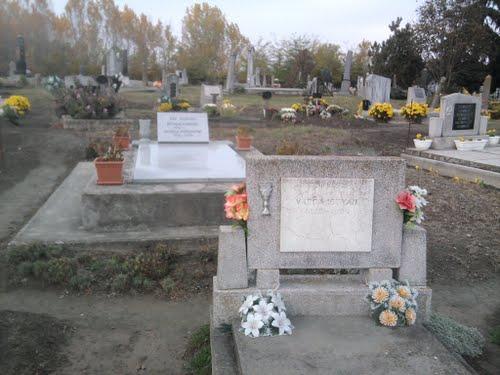 Alsónyék temető