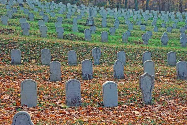 A sopron-bánfalvi Hősi temető
