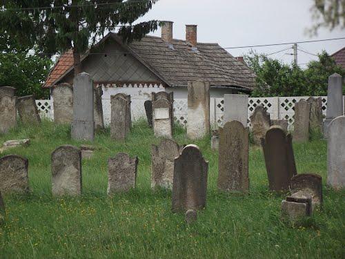 Tiszavasvári Zsidótemető