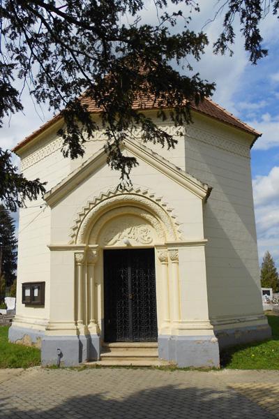 Somogytarnóca – Széchényiek kápolnája