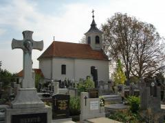 A temetőkápolna