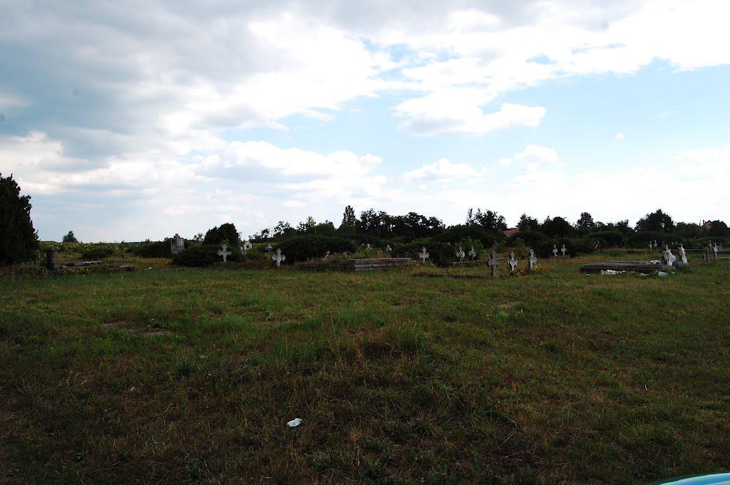Kukuca temető