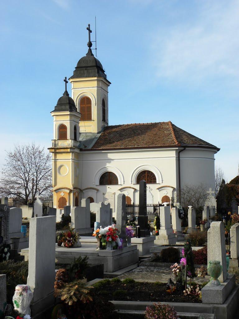 Katolikus templom (kápolna)