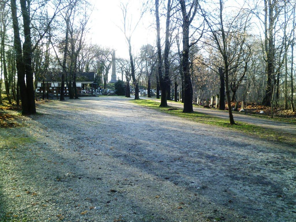 Gárdonyi utcai temető