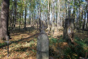 Körtvélyesi erdei temető