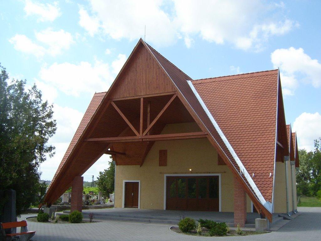 A Dunavecsei Református Temető