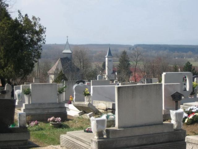 Őrszentmiklósi temető