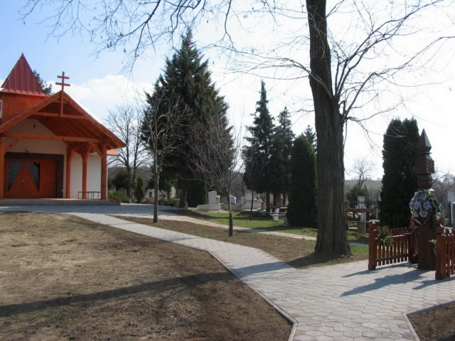 Vácbottyáni temető