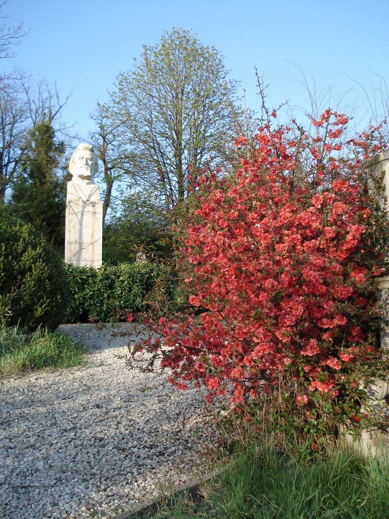 Székely Bertalan Síremléke - Szada - régi temető
