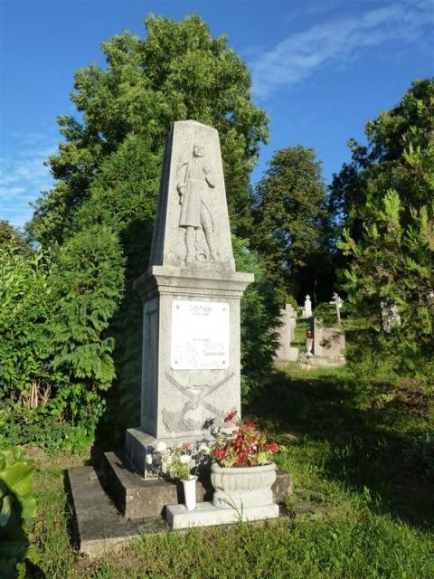 Benczúrfalvai temető, Szécsény