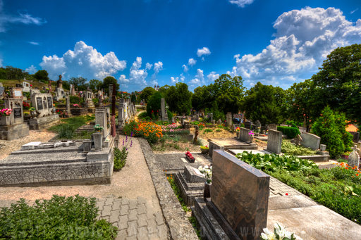 Tihany, temető - 1800x1200 pixel - 2516557 byte