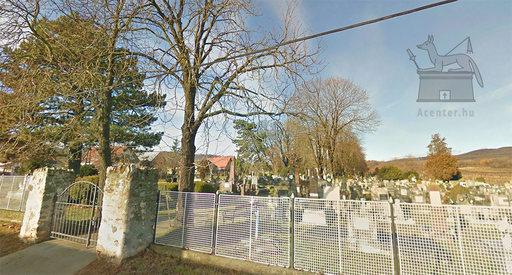Mindszentkállai temető. Cím: 8282 Mindszentkálla, Monostori utca (049 hrsz-ú ingatlan) - 1280x688 pixel - 366421 byte