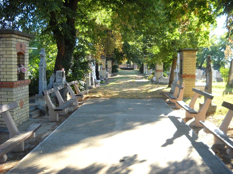 Alsónémedi öreg temető