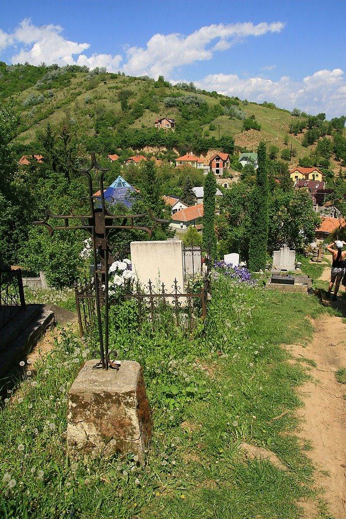 Tokaj: cemetery