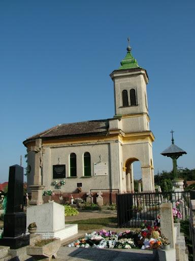 Cibakháza, temető