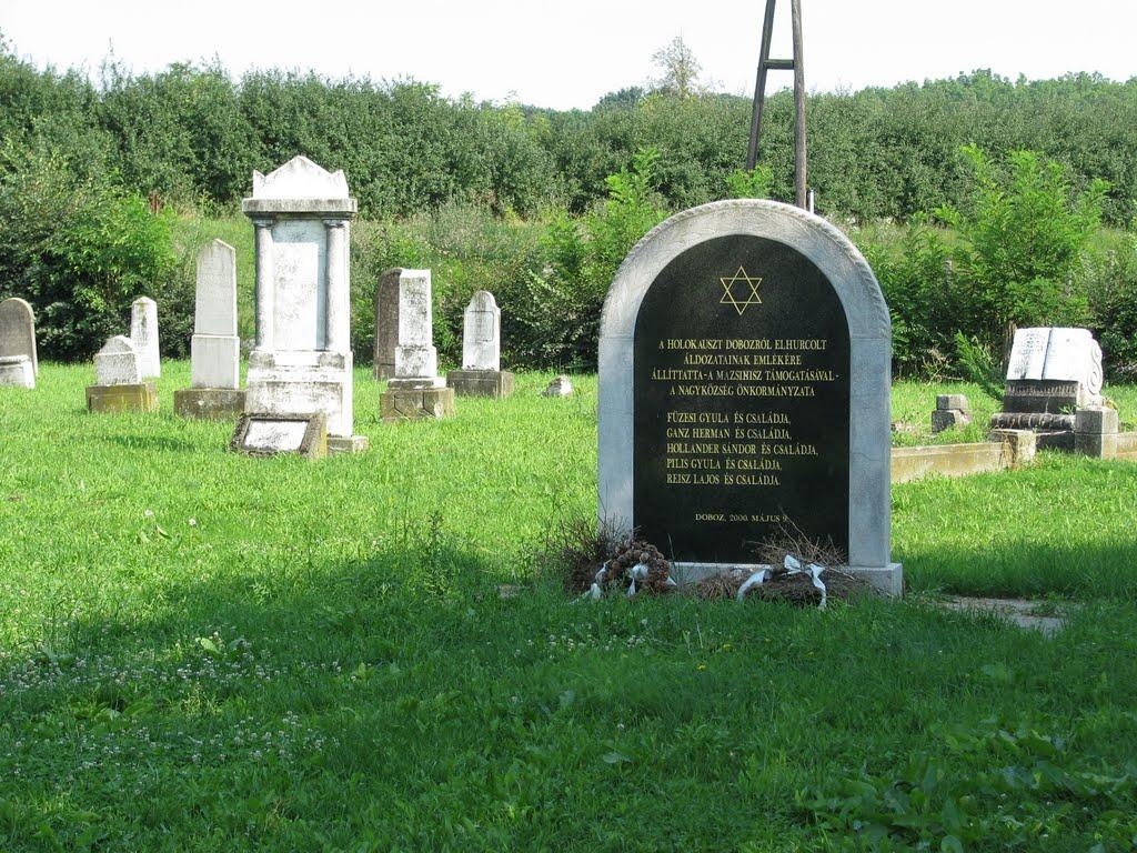 holokauszt áldozatainak állított emlékmű