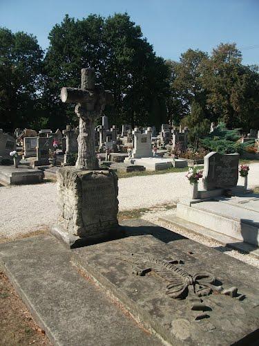Zalaegerszeg - Andráshidai temető, kereszt