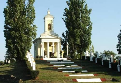 Baja, Kálvária temető GGy