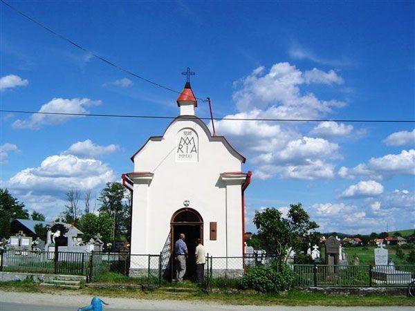 Felújították a kápolnát Ózd-Szentsimonon