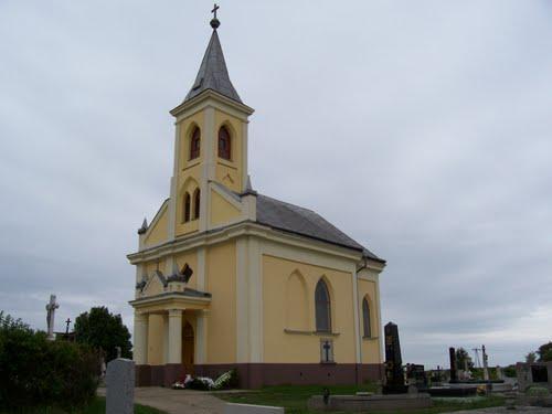 Bácsalmás, temető, kápolna