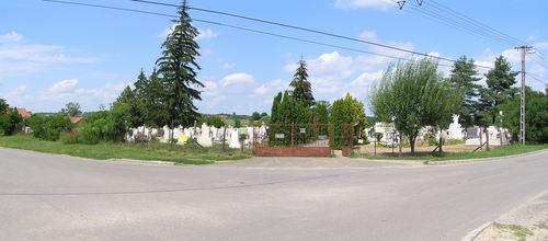 temető / cemetery