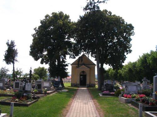Kőszegfalva,temető