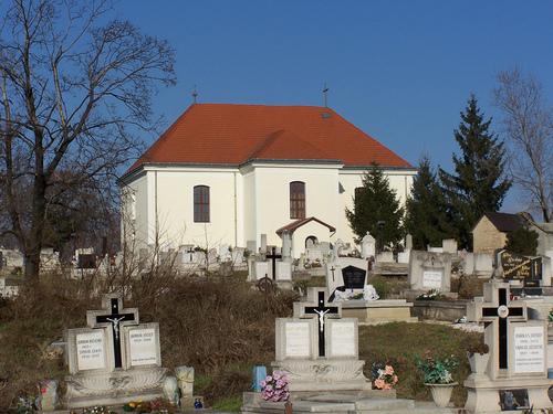 Evangélikus templom, Maglód