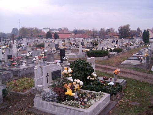 Kiskunmajsai  temető