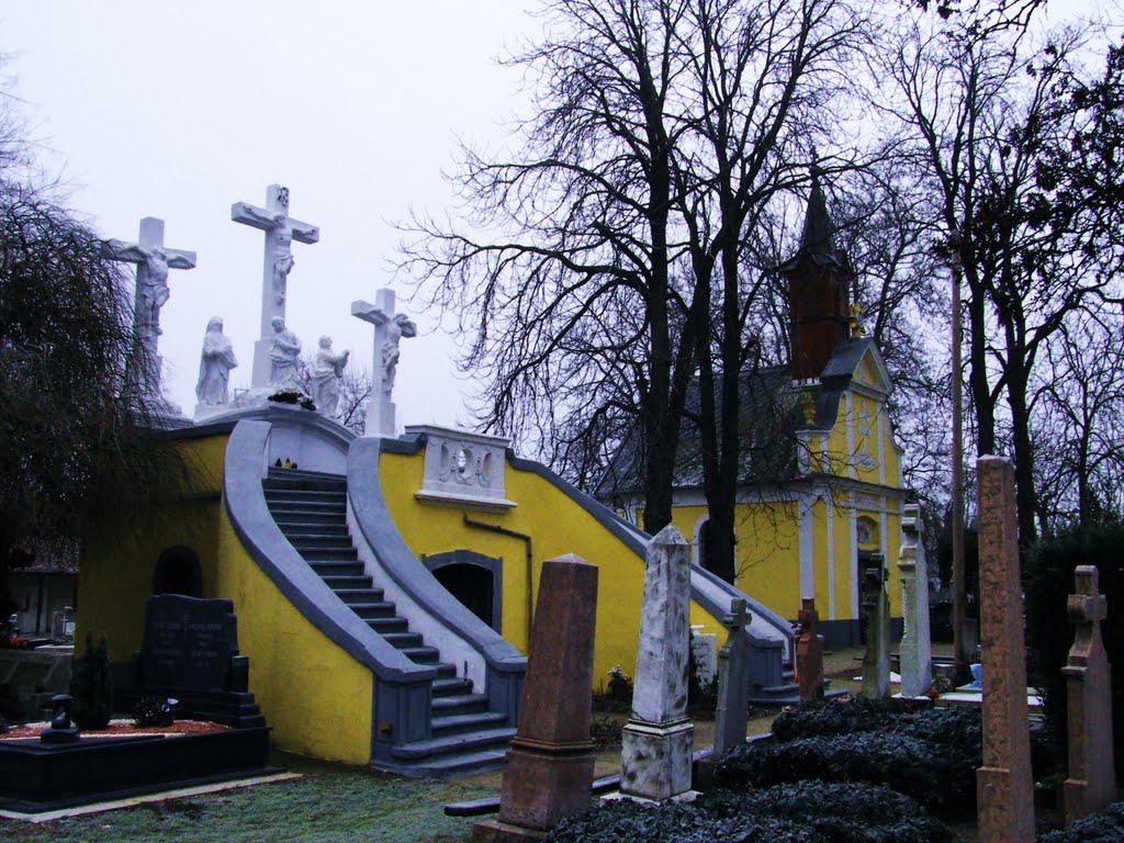 Kálvária és kápolna