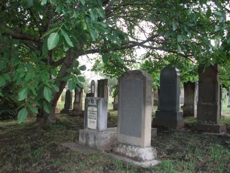 Zsidó temető. Forrás: HEM