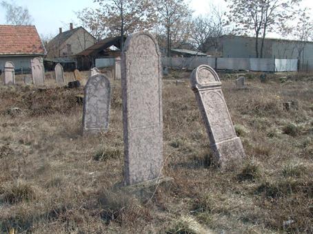 Zsidó temető Berhida