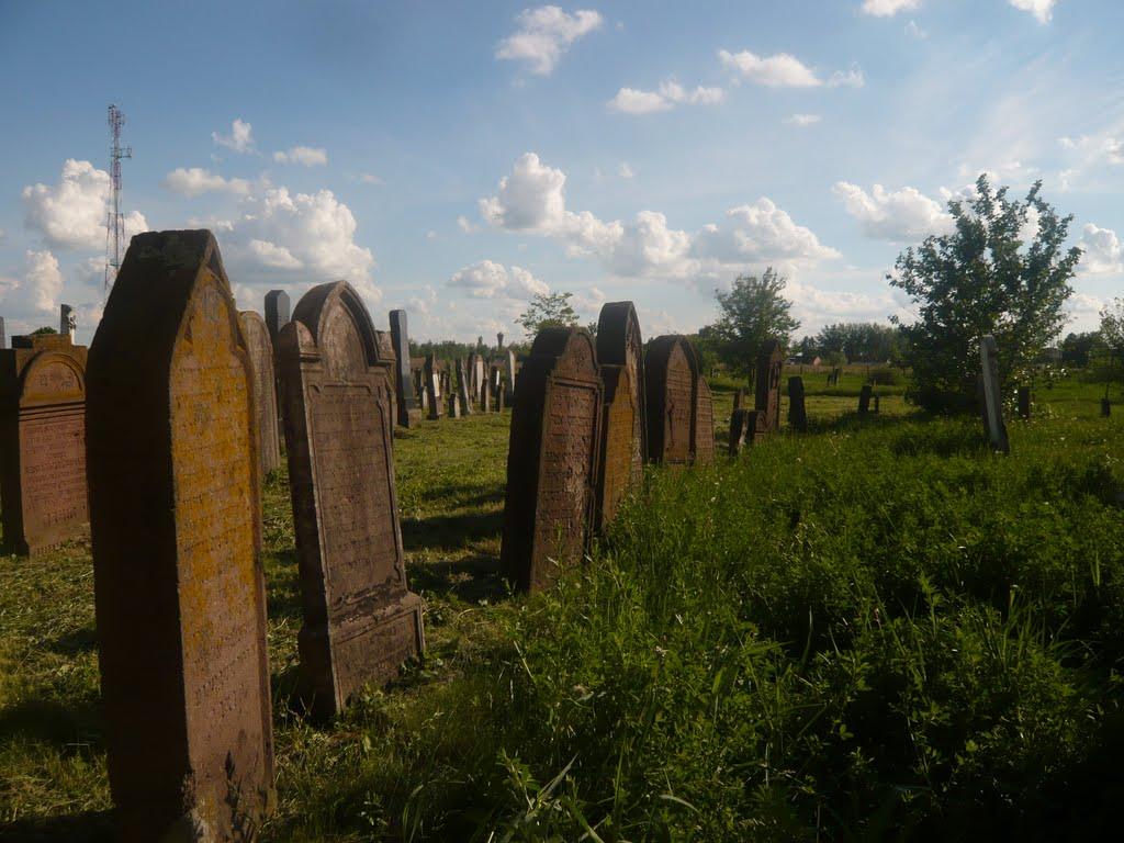 Mezőcsát Jewish cemetery